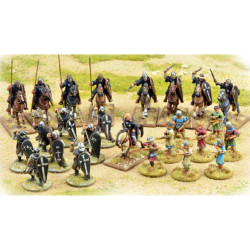 Milites Christi Starter Warband CCSB05