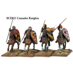 Crusader Mounted Knights (Hearthguard) SCD02