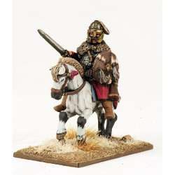 Mounted Steppe Tribes Warlord B SST01b