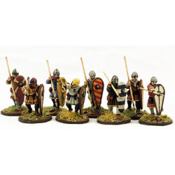 Norman Spearmen (Warriors) SN03
