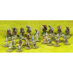 Norman Warband (4 points) SSB01