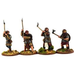 Norse Gael Hearthguards (Dane axes) SH03