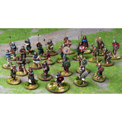 Norse Gael Warband (4 points) SSB13