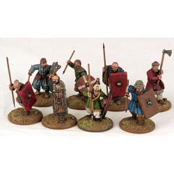 Pagan Rus Militia (Warriors) SR03