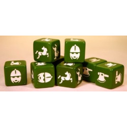 Saga Anglo-Danish / Anglo-Saxon / Era of Princes Dice SGD-ANG-DAN SD02