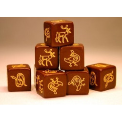 Saga Scots / Irish Dice SGD-SCT SD05