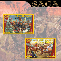 Viking Age Plastic Box Sets