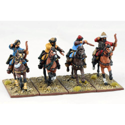 Saracen Mounted Ghulams with Bows (Hearthguards) SSN02