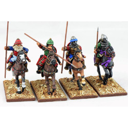 Saracen Mounted Ghulams (Hearthguards) SSN03