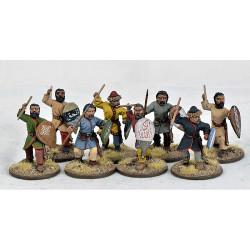 Saracen Warriors on Foot SSN04