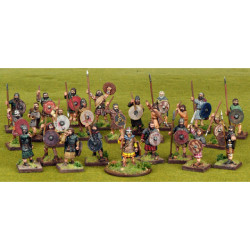 Scots Warband (4 points) SSB08