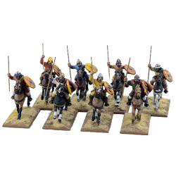 Spanish Mounted Jinetes (Warriors) SSP03