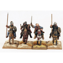 Steppe Tribes Hearthguards SST02
