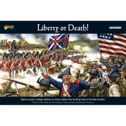 """Liberty or Death"" American War of Independence Battle Set"