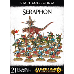 Start Collecting! Seraphon – Ready To Ship