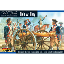 Field Artillery & Army Commanders (Plastic Box)