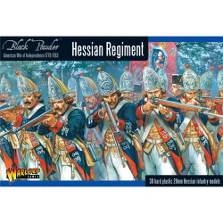 Hessian Regiment (Plastic)