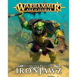 Battletome Ironjawz Hardback