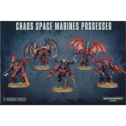 Possessed Chaos Space Marines