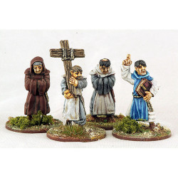 Monks Parading Cross – CIV01