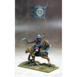 Saracen War Banner & Bearer – SWBB05
