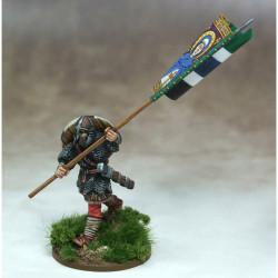 Anglo-Saxon War Banner & Bearer – SWBB07