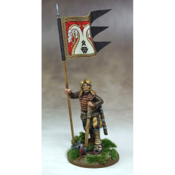 Jomsviking War Banner & Bearer – SWBB09
