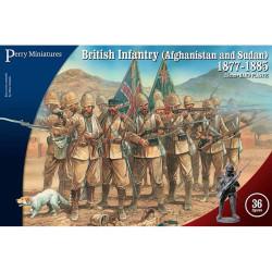 British Infantry (Afghanistan & Sudan) 1877 – 1885 VLW1