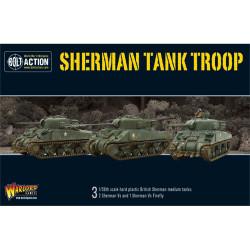 British Sherman V Tank Troop (2 Sherman V & 1 Firefly)