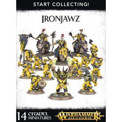 Start Collecting! Ironjawz Orruk Warclans