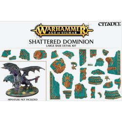 Shattered Dominion Large Base Detail Kit