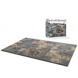 Realm Of Battle Shattered Dominion – UK ONLY