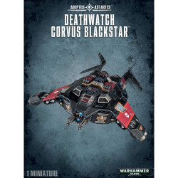 Deathwatch Corvus Blackstar – Ready To Ship
