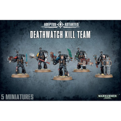 Deathwatch Veterans