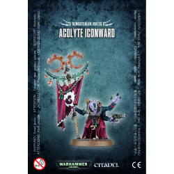 Genestealer Cults Acolyte Iconward – Last One Available
