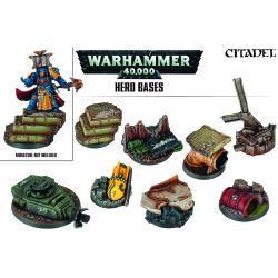 Warhammer 40000 Hero Basing Set