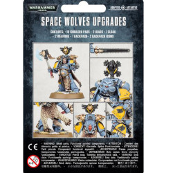 Space Wolves Upgrades Pack