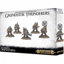 Kharadron Overlords Grundstok Thunderers – Last One Available