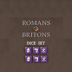 SAGA Roman And Briton Dice