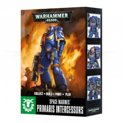 Easy To Build S/M Primaris Intercessors