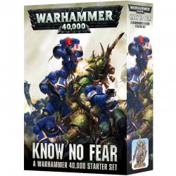 Warhammer 40000 Know No Fear