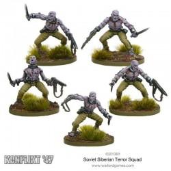 Soviet Siberian Terror Squad
