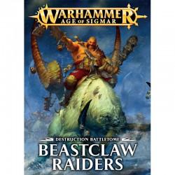 Battletome Beastclaw Raiders – Last One Available