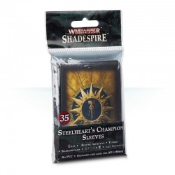 Steelheart's Champions Sleeves – Last Few Available