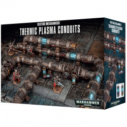 Warhammer 40000 Thermic Plasma Conduits