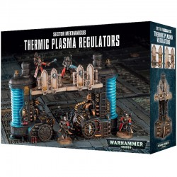 Warhammer 40000 Thermic Plasma Regulators