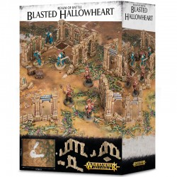 Realm Of Battle Blasted Hallowheart – Ready To Ship