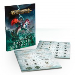 Warscroll Cards Idoneth Deepkin – Last One Available