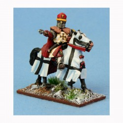 Ordenstaat / Teutonic Bishop on horse