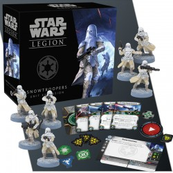 Star Wars Legion Snow Troopers Unit